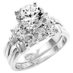 diamond wedding ring - Million Dollar Wedding Rings