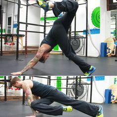 Body Weight Training: Down Regulation - Primal Workout: Train Like a Beast, Look Like a Beauty - Shape Magazine - Page 10