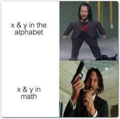 Vedios Funny memes Of The Day Crazy Funny Memes, Really Funny Memes, Stupid Funny Memes, Funny Relatable Memes, Hilarious, Math Memes Funny, Memes Humor, Math Humor, Jokes