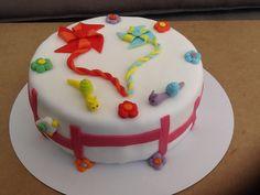 Workshop taart