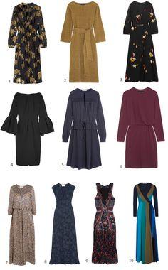 10 Flattering and Comfortable Dresses for Thanksgiving http://ridgelysradar.com/2016/11/10-flattering-and-comfortable-dresses-for-thanksgiving.html #dresses #holidaydressing #thanksgiving @RidgelysRadar