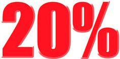20% de Descuento  www.elbauldelpeque.com