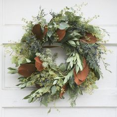 Minehaha Wreath