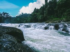 Clear water of Ulot River nestled in Samar Island Natural Park Extreme Boats, Natural Park, Samar, River, Island, Vacation, Adventure, Nature, Outdoor