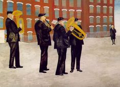 Ben Shahn Paintings   love Shahn's work, and love dePaola's work even more after seeing ...