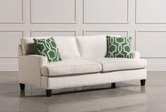 """Donaver Sofa - Signature Dimensions: 87""""W x 38""""D x 36""""H SKU#: 81181"""