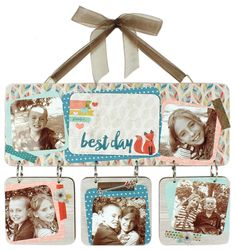 Best Day Plaque - Click through link for project instructions.