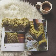 Ravelry: jaykayknits' Ivy Dyed Ivy Trellis Socks