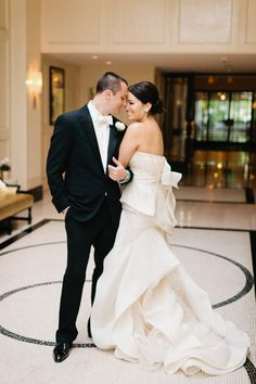 Los Angeles Wedding at The London West Hollywood by Erin Hearts Court Wedding Designs, Wedding Styles, Wedding Photos, Bridal Looks, Bridal Style, Vera Wang Dress, Bride Groom, Wedding Inspiration, Wedding Ideas