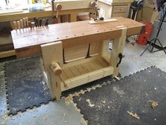 Another Roubo Workbench: Fin | Lost Art Press