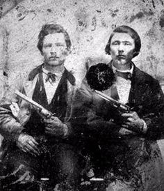 Rare Photos of Jesse James' Life - The Most Famous Member of the James-Younger Gang