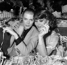 David Bowie's transgender muse Romy Haag | Dangerous Minds