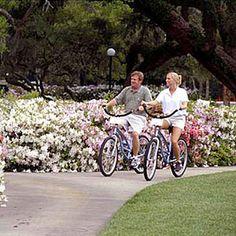Best Coastal Bike Trails | Jekyll Island, Georgia | CoastalLiving.com