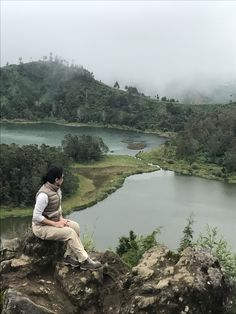 Dieng Plateau, Indonesia