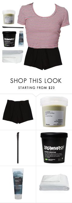 """""""don't neglect me, fleur de lys"""" by kristen-gregory-sexy-sports-babe ❤ liked on Polyvore featuring Chloé, Davines, NARS Cosmetics, Korres and Frette"""