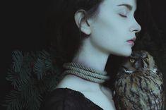 """Starless Night"" — Photographer: Mira Nedyalkova Model: Iva Sakarova"