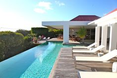 Villa Bellissima St Barts - 3 br luxury villa to rent in Lurin