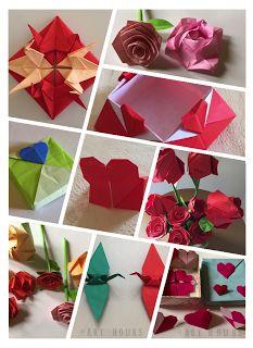 Tutorial for origami carnation flower origami carnation flower origami tutorial mightylinksfo