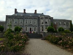 Castle Durrow - Ireland