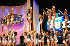 CA panthers worlds 2013