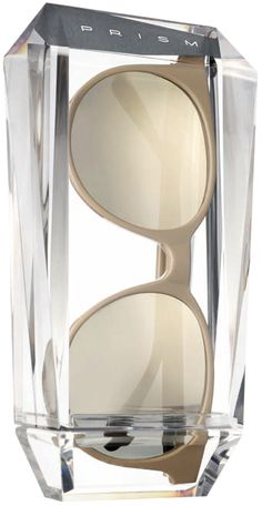 Prism sunglasses beautiful crystal clear #packaging PD