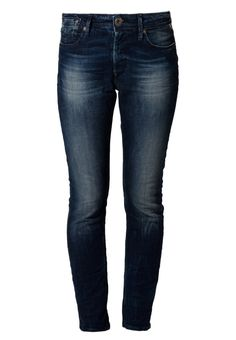 Replay LEENA Relaxed fit jeans blue