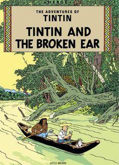 Image: Adventures of Tintin: Broken Ear SC  - Little Brown & Company