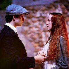 Gilbert Blythe, Anne Shirley, Anne Of Green Gables, Anne Green, Anne And Gilbert, Jonathan Crombie, Amybeth Mcnulty, Anne White, Anne With An E