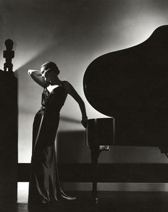 Photo of Margaret Horan, 1935, by Edward Steichen