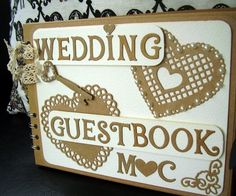Wedding Guest Book - The Supermums Craft Fair