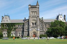 University College, University of Toronto (Class of Grand Canyon University, University College, University Of Toronto, Colleges, Counseling, Places Ive Been, Canada, Science, Mansions