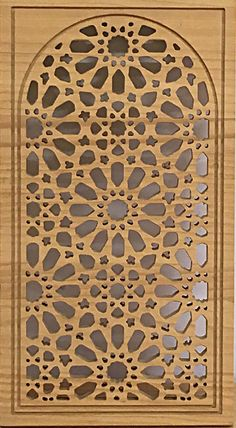 Islamic Art Pattern, Arabic Pattern, Motif Arabesque, Arabian Decor, Decorative Screen Panels, Jaali Design, Motif Oriental, Plasma Cutter Art, Grill Door Design