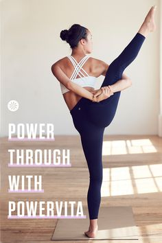 Unbelievably Soft. Never Sheer. Lightweight Compression. Shop Powervita yoga clothes, in stores and online at Athleta.com.
