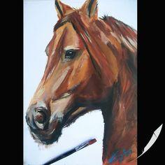 Mayoral de Los Girasoles Acrílico sobre opalina @criaderolaceiba @suscaballos @pasofinotv #cavallo #Caballo #Horse #pferd #Painting #art #Artwork #colorful #pasofino #love #instalike #instadesing #instacool #instaart #instagood #amazing #fun #tattoo #bestoftheday #happy #gallery #good #like #lofe #me #artist #awesome #tagsforlikes  #caballo #cavalier #cavalo #horse #pasofino #mustang #colombia #art #arte #artist #artwork #paint #draw #drawing #love #me #like #oilpaint #artoftheday…