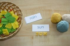 Montessori-Inspired Weather Unit ~ Living Montessori Now