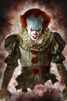 'We All Float Down Here' by DenisDlugas.deviantart.com on @DeviantArt