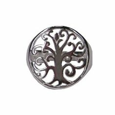 Tomas Sterling Silver Tree of Life Ring CecisCollection.com. $35.95. All crystal jewelry is made with Swarovski Elements. Sterling Silver made up to 92.5% pure silver. All our jewelry comes with an anti-tarnish treatment to enhance years of shine and enjoyment