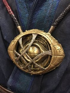 Doctor Strange Necklace | The Eye Of Agamotto