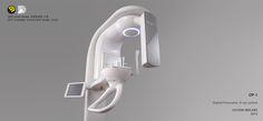 noble design   product design   design studio   Digital panoramic X-ray system   medical   OSSTEM IMPLANT   OP-1   good design
