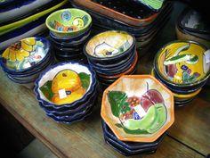 Salsa Talavera Bowls de Barrio Antiguo (713)880 2105