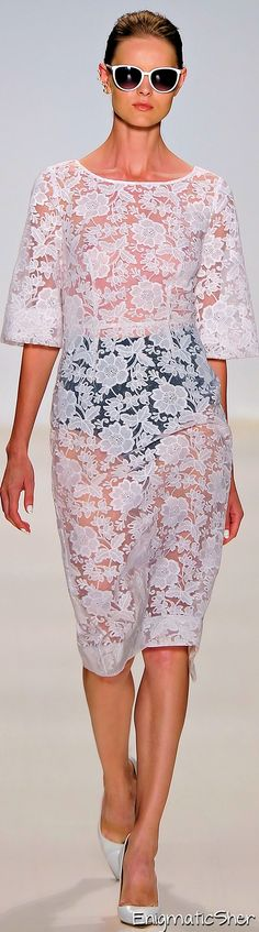 Erin Fetherston Spring Summer 2015 Ready-To-Wear