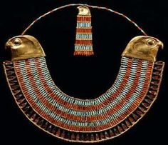 Ancient Egyptian Jewellery Necklace