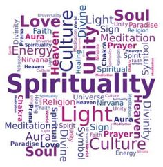 """This pin links to a website that has a patient definition of spirituality and also has a sub page called """"Everyday Spirituality"""" that has ideas for incorporating spirituality into your daily activities."""