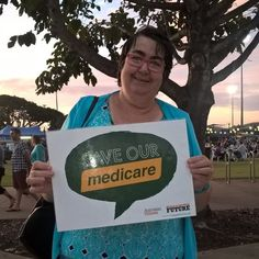 Townsville Riverway Moonlight markets ... Happy people but not happy with the Turnbull government's attacks on Medicare. Medicare is not yours to privatise Malcolm Turnbull ... sick for profit is just sick. #Inplast
