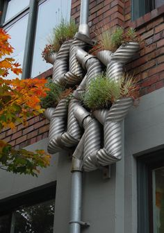 8 Great Ways to Upcycle Old Industrial Pipes | RenewPurpose | The Reclamation Administration