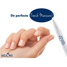 Herome for the Perfect French Manicure