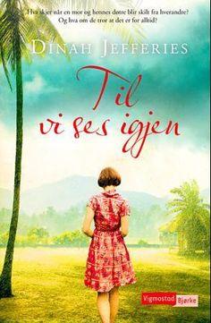 """""""Til vi ses igjen"""" av Dinah Jefferies Penguins, Henna, Novels, Movie Posters, Inspiration, Image, Biblical Inspiration, Film Poster, Penguin"""