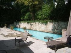 A dream house requires a dream pool. Libart Evolution-LeanTo is here for you!