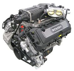 5.0L Coyote RSC Crate Engine