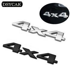 DSYCAR 3D 4x4 휠 드라이브 자동차 스티커 로고 엠블럼 배지 자동차 스타일링 피아트 bmw 포드 honda 폭스 바겐 아우디 도요타 오펠 DS